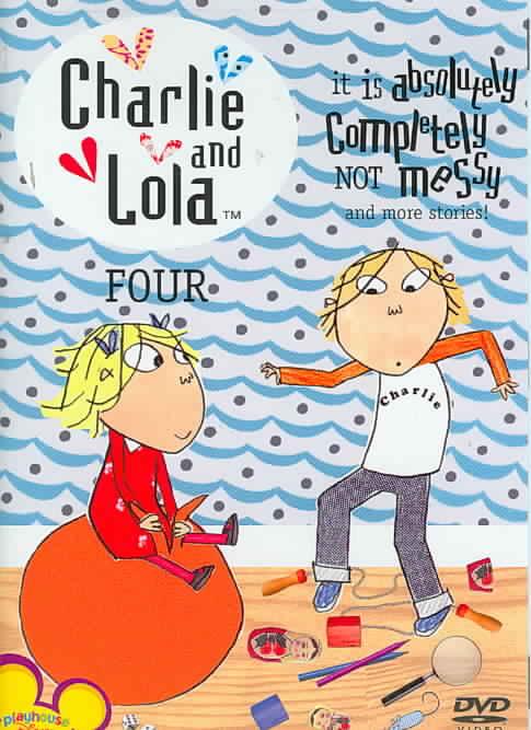 CHARLIE & LOLA:VOLUME 4 BY CHARLIE & LOLA (DVD)